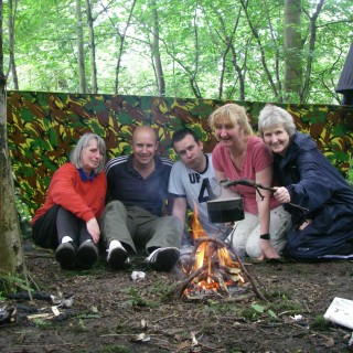 Survival Skills team building events london