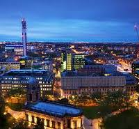 Birmingham is the largest and most populous British city outside London.