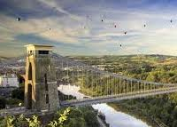 Clifton Suspension Bridge is a suspension bridge located in Bristol.