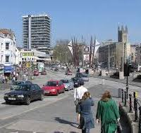 Bristol is located to the south west of the UK, nearly 100 miles to the west of London.