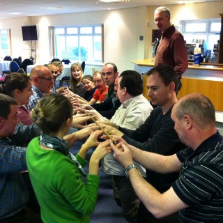 We can arrange indoor and outdoor team building activities for you, whether it is a small group or a large one