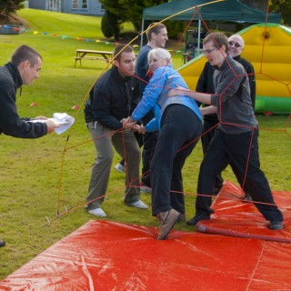 We have helped several famed organizations, such as Pepsi, Radisson, and Lloyds Bank as well as several others with a wide range of corporate team building activities and events.